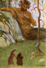 Frontspiece, 1913 Edition of Wind in the Willows