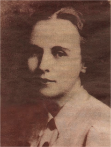Laura Jepsen, picture from 1941